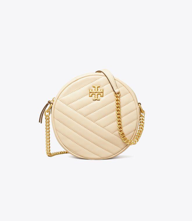 Kira Chevron Circle Bag