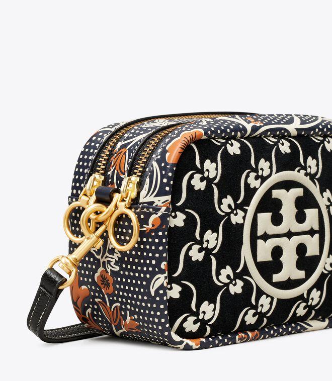 Perry Bombe Mixed-Print Mini Bag