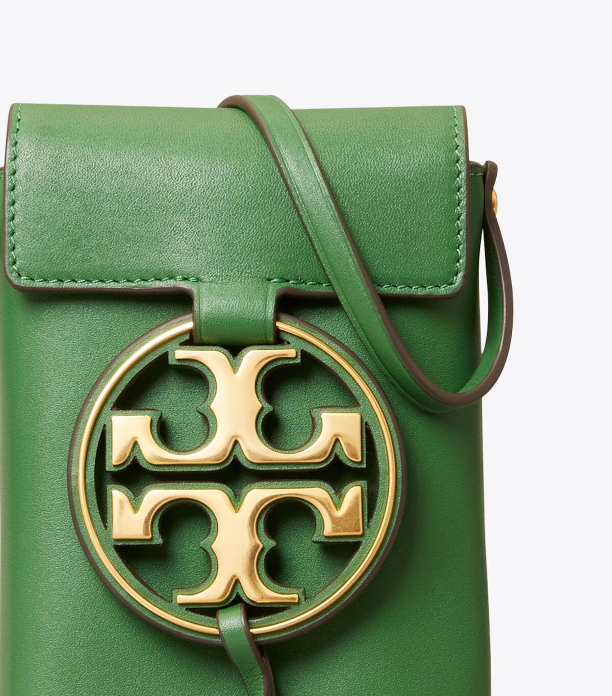 محفظة هاتف ميلر بشعار معدني