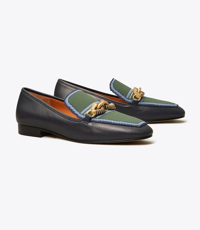 JESSA 20MM LOAFER   442   Loafers/Drivers/Smoking Slippers