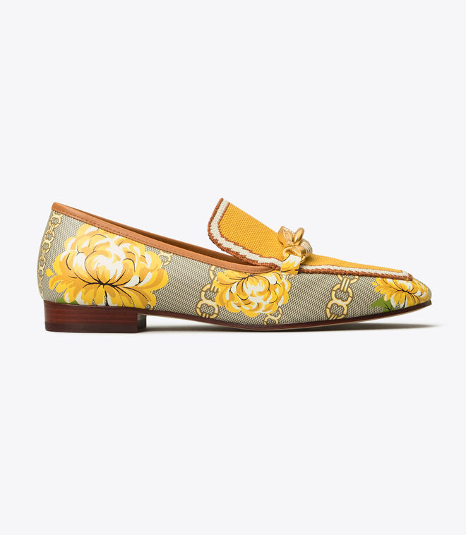 Jessa Printed Knit Loafer