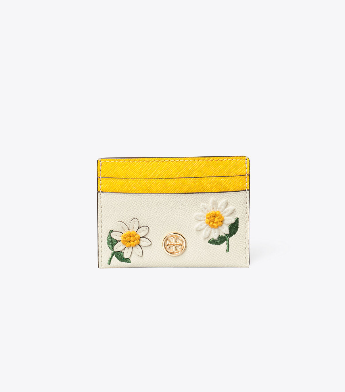 ROBINSON EMBROIDERED CARD CASE   104   Card/Coin Cases
