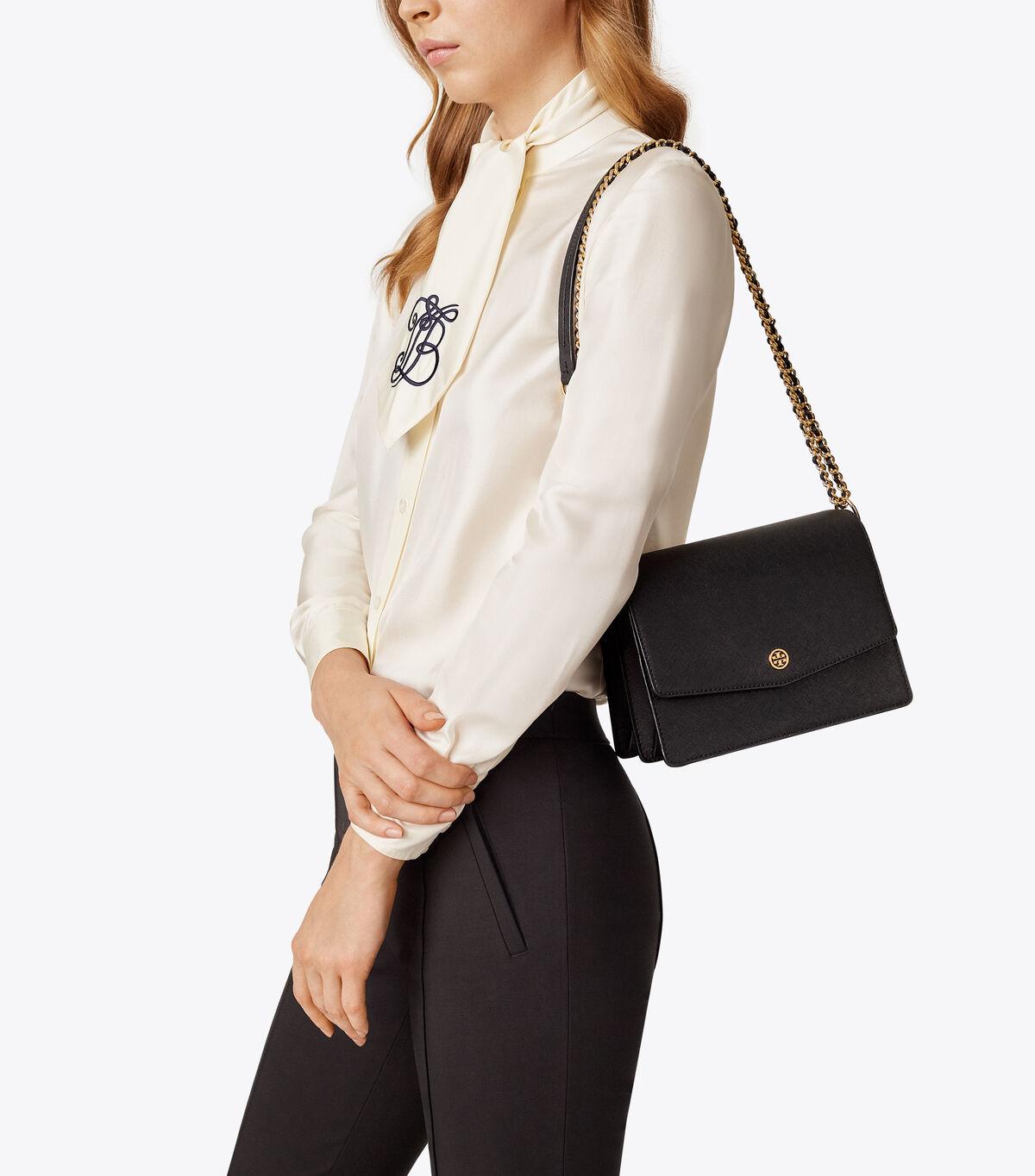 ROBINSON CONVERTIBLE SHOULDER BAG | 018 | Shoulder Bags