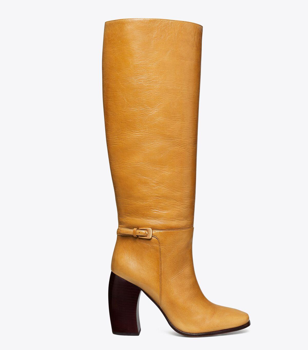 Banana Heel Boot