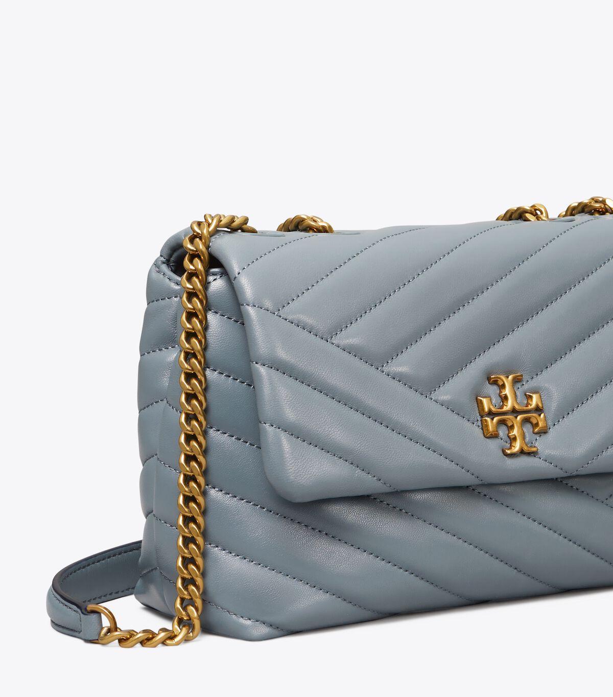 حقيبة كتف كيرا شيفرون صغيرة قابلة للتحويل