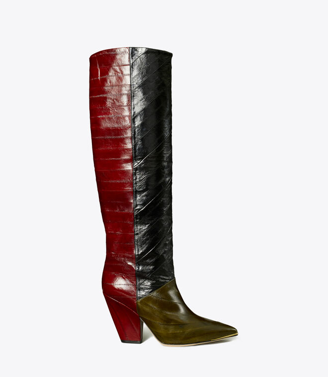 LILA 90MM KNEE BOOT