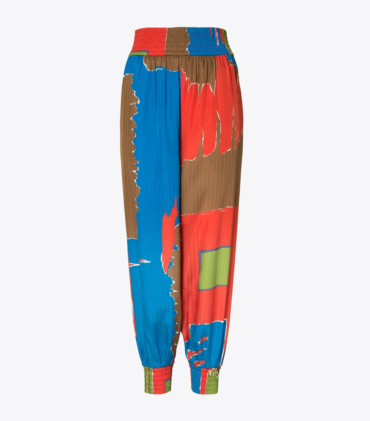 Printed Pajama Pant | 994 | Pants