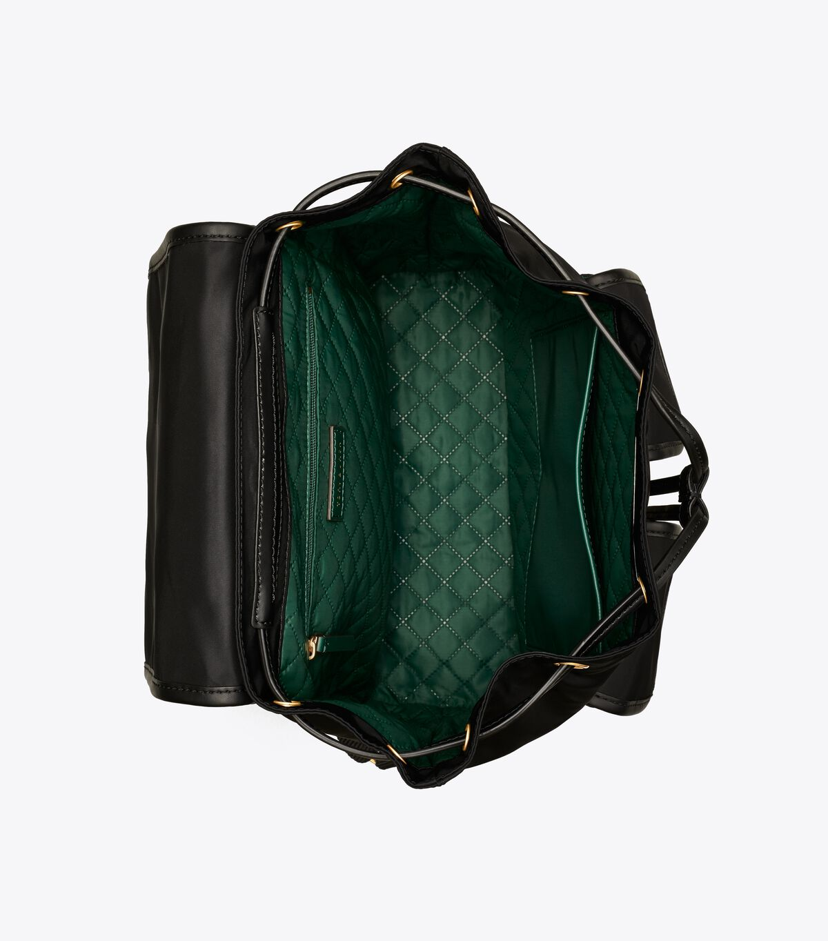 Perry Nylon Flap Backpack