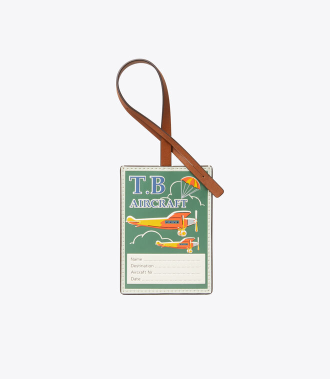 Travel Patch Luggage Tag