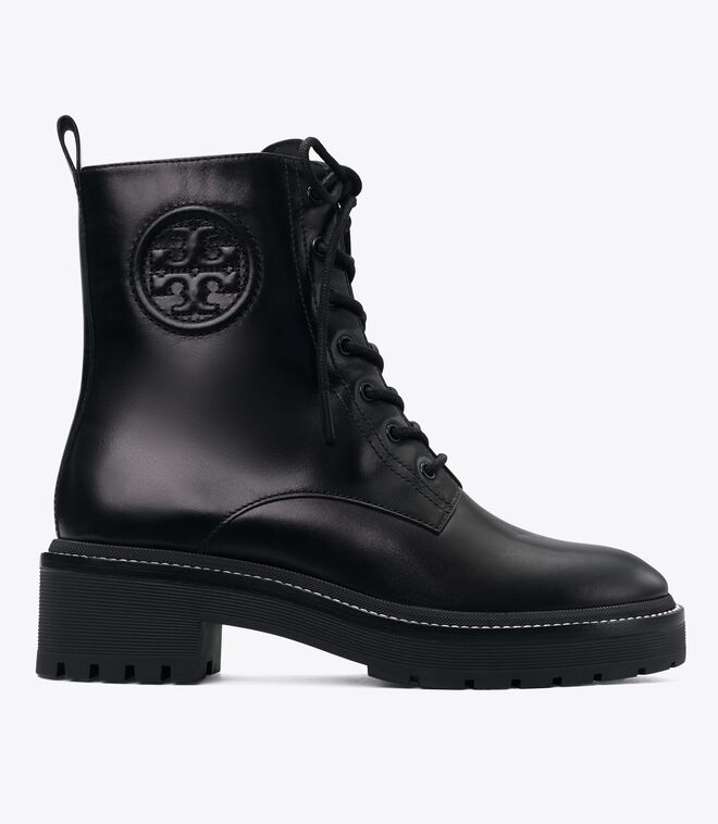 Miller Lug-Sole Ankle Boot