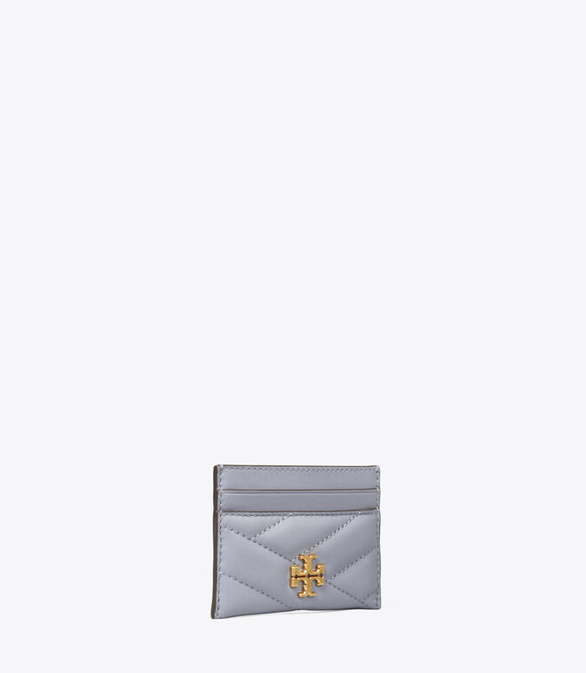 KIRA CHEVRON CARD CASE