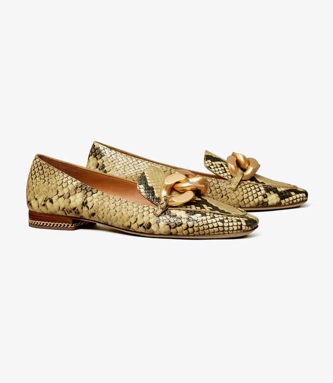 Ruby Chain Loafer