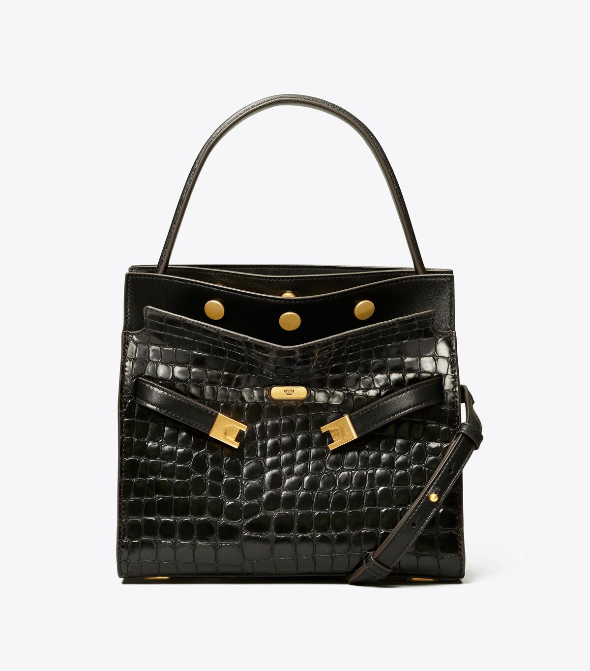 حقيبة مزدوجة لي رادزيويل صغيرة مزخرفة 001   حقائب ساتشيل