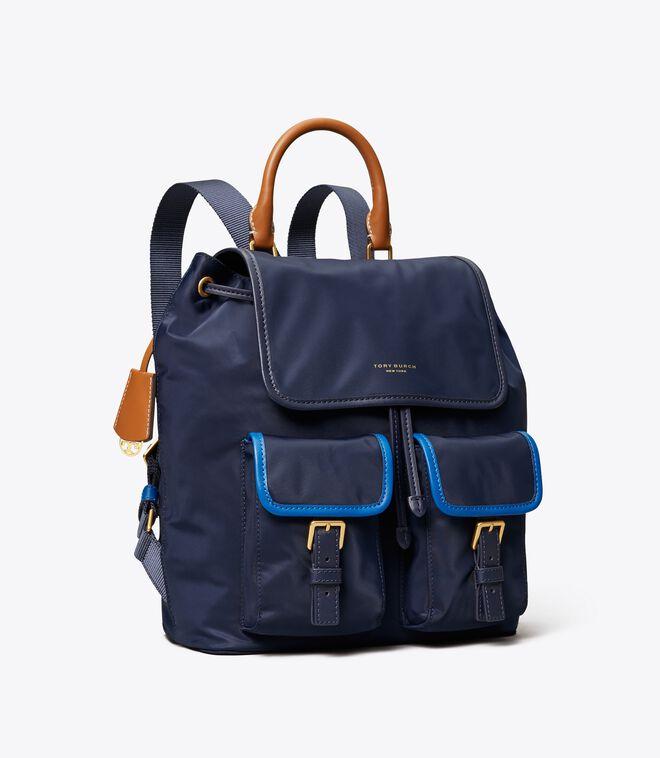 حقيبة ظهر بيري نايلون بقلاب