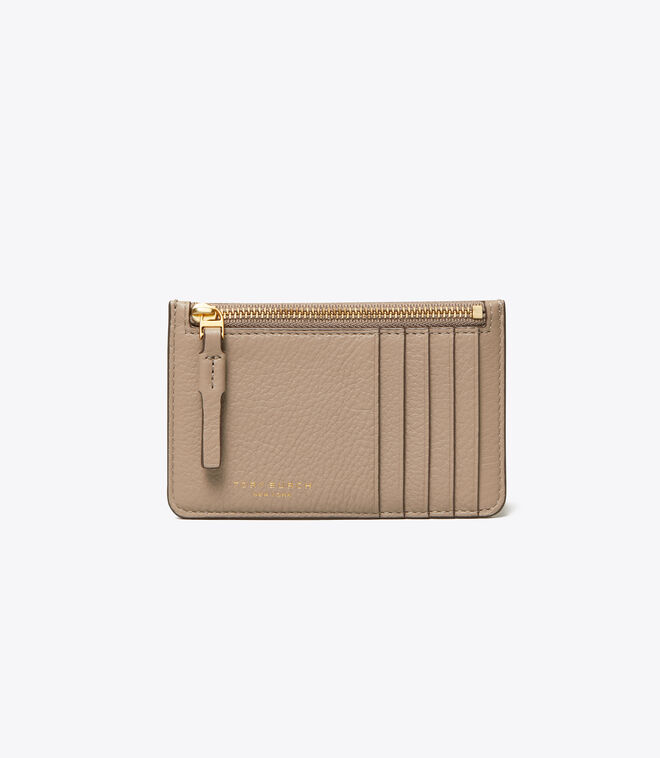 PERRY TOP-ZIP CARD CASE   082   Card/Coin Cases