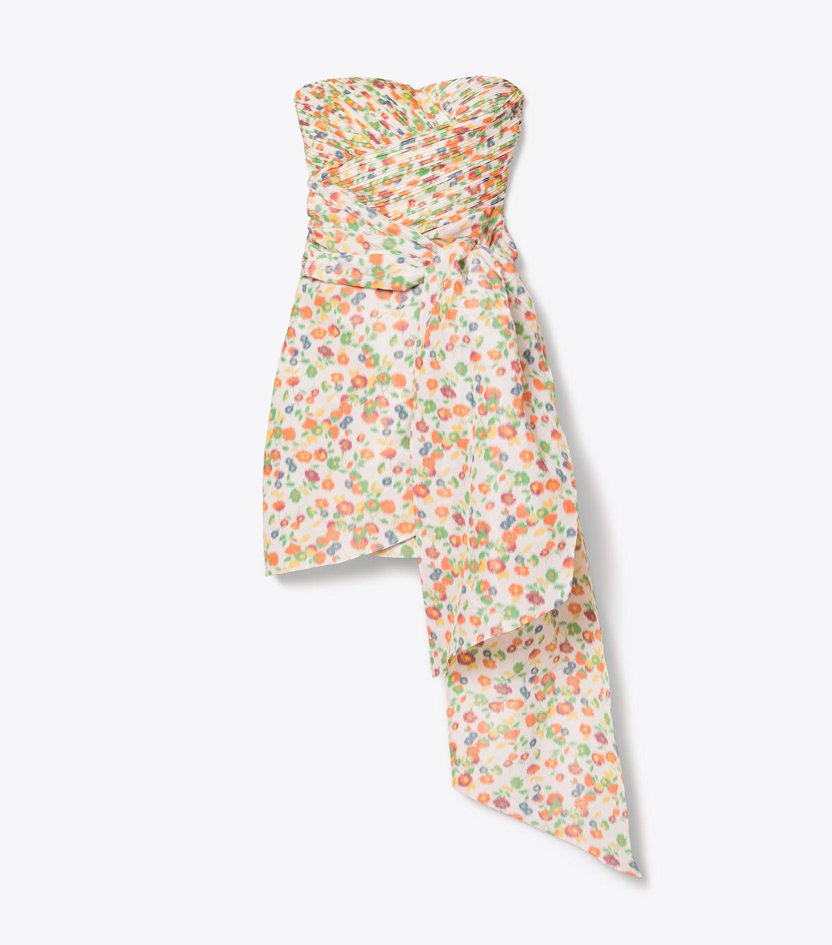 Taffeta Mini Party Dress