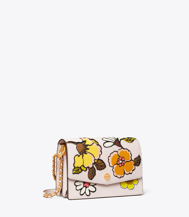 ROBINSON APPLIQUE MINI SHOULDER BAG