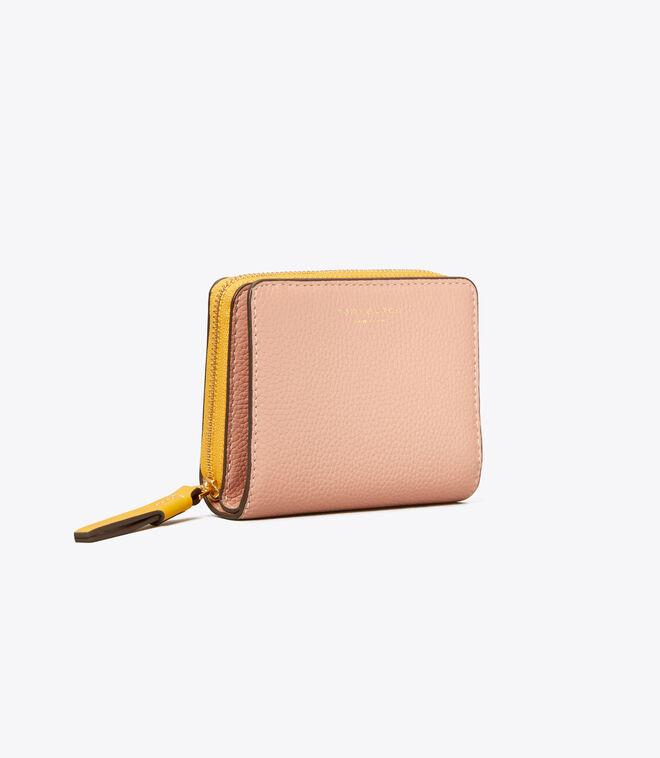 Perry Color-Block Bi-Fold Wallet